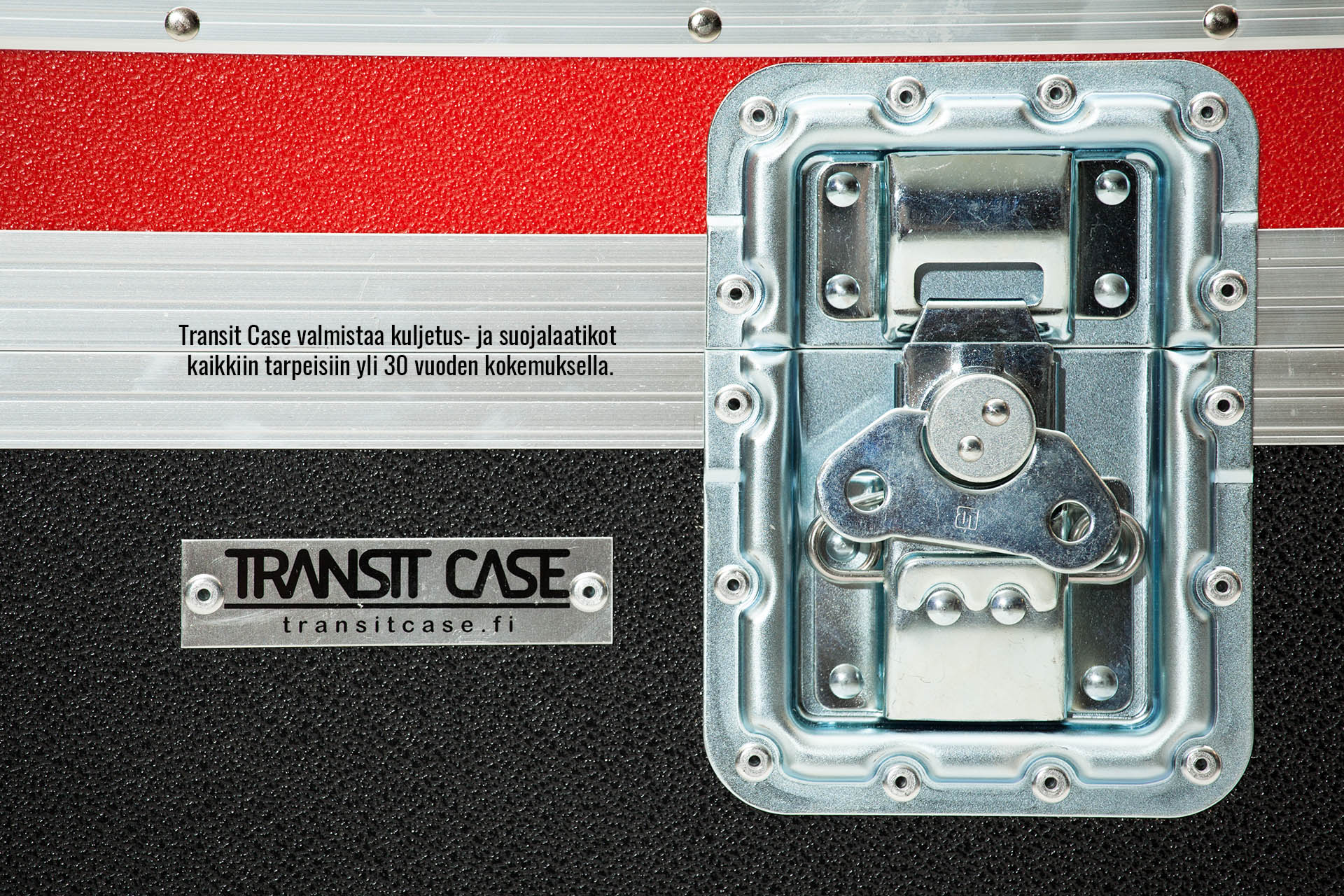 Kuljetuslaatikko - Transitcase